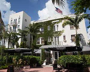 Angler's Hotel – Miami Beach